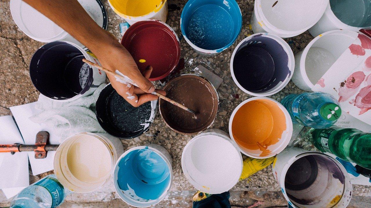 artiste peintre