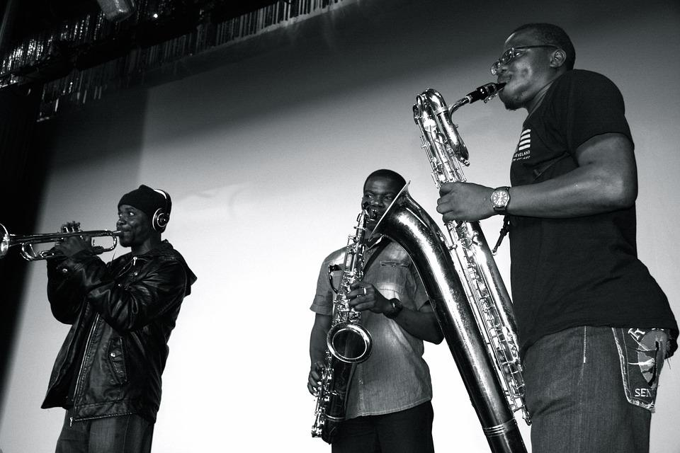 La musique africaine, un élément naturel dans la vie active